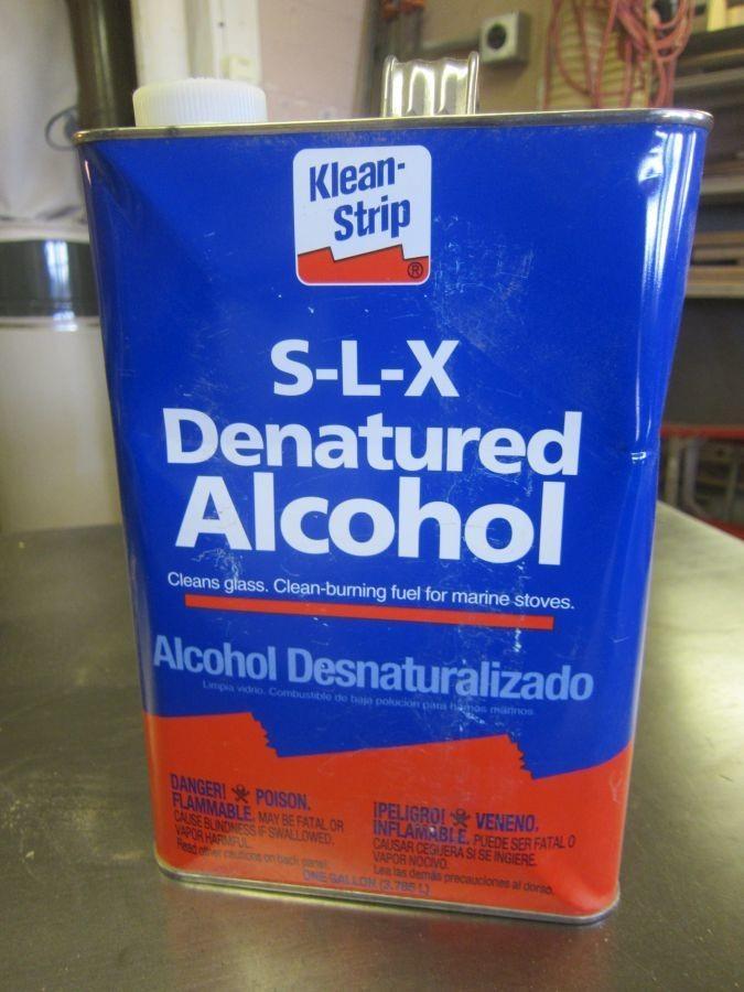SLX Denatured Alcohol Full One Gal
