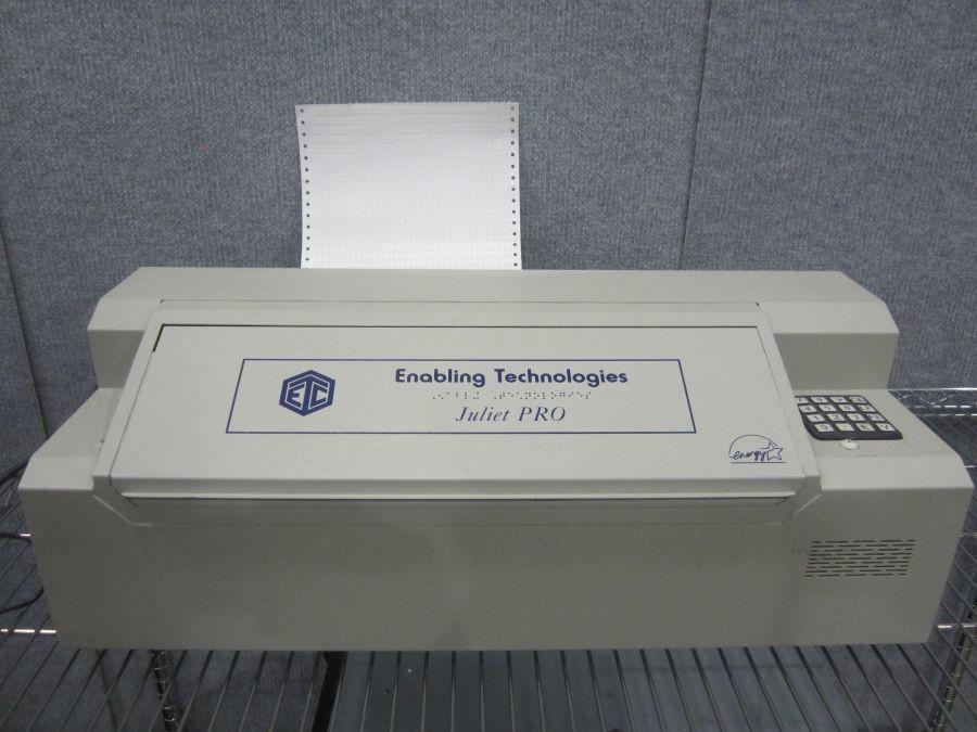 V3 Braille Embosser Manufactured - Mariagegironde