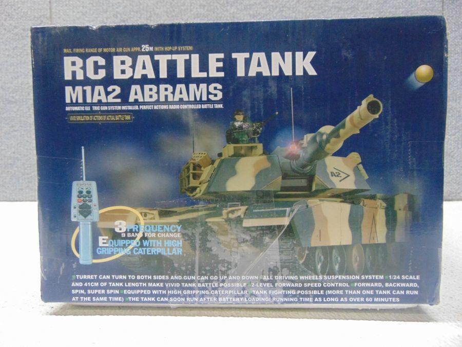 M1A2 Abrams Usa Battle Tank Rc 14