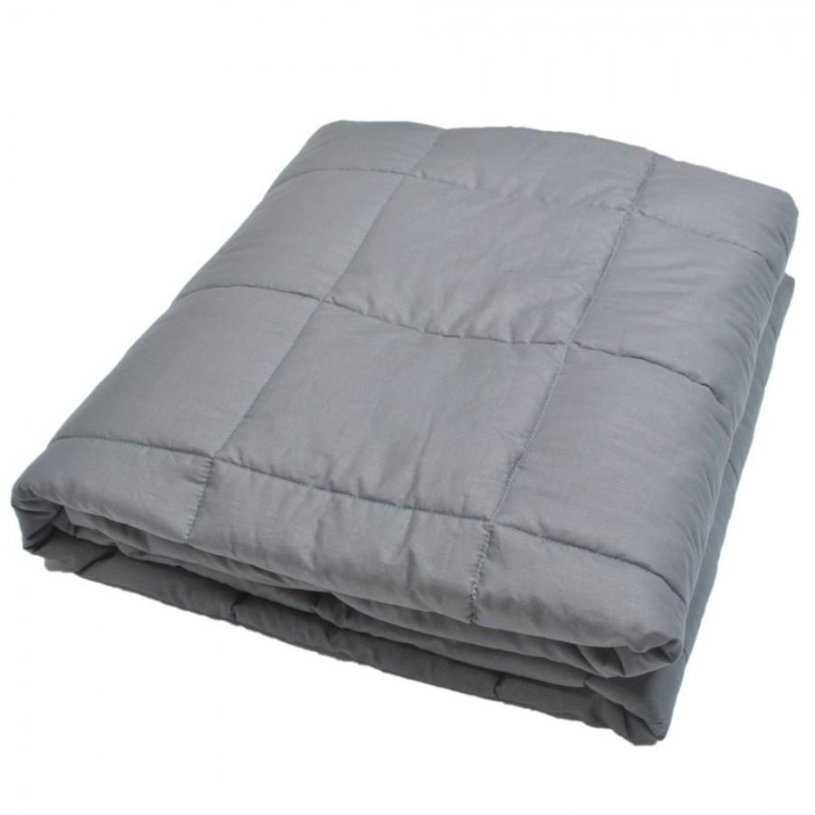 Zonli Weighted Blanket Dark Grey 60x80 2lbs Stock Photo Is For Reference Only See Additional Photos Auction Auction Tucson