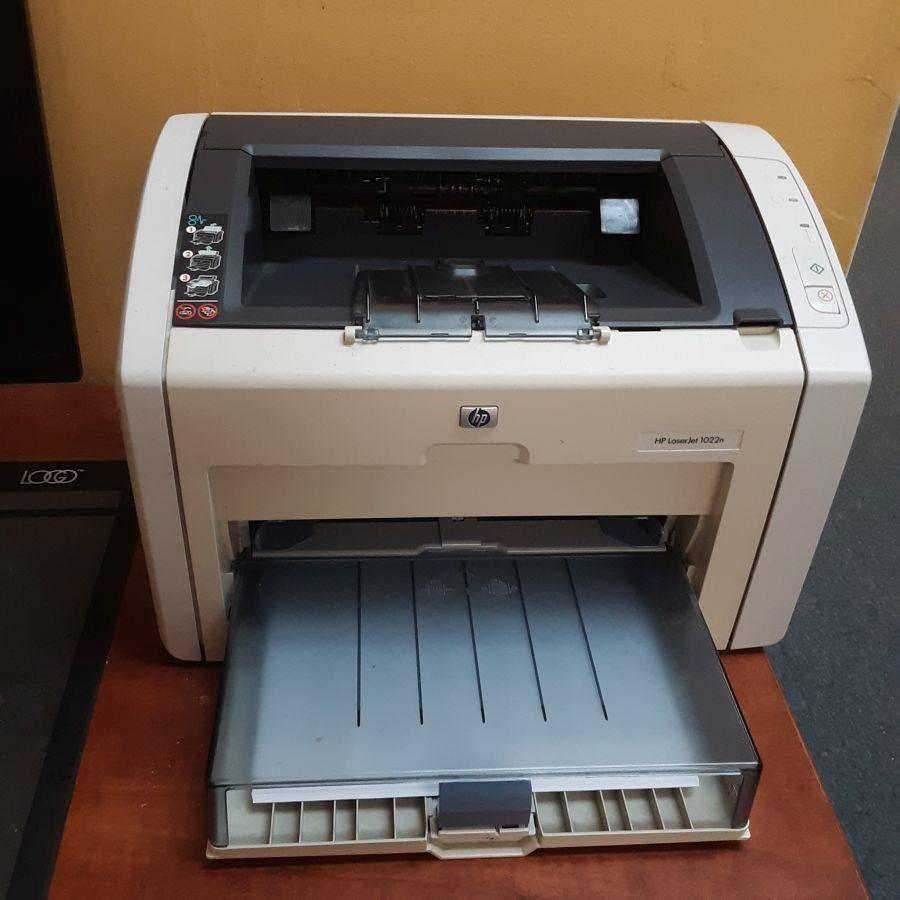 HP PRINTER 1022N TREIBER